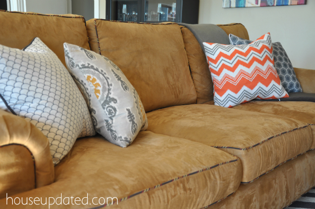 etsy pillow couch