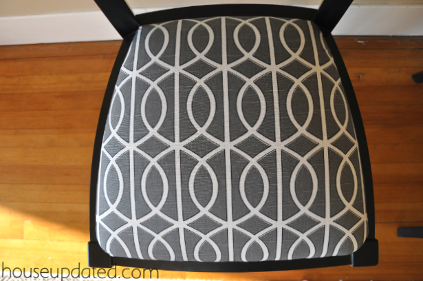 recovering chairs with fabric 1