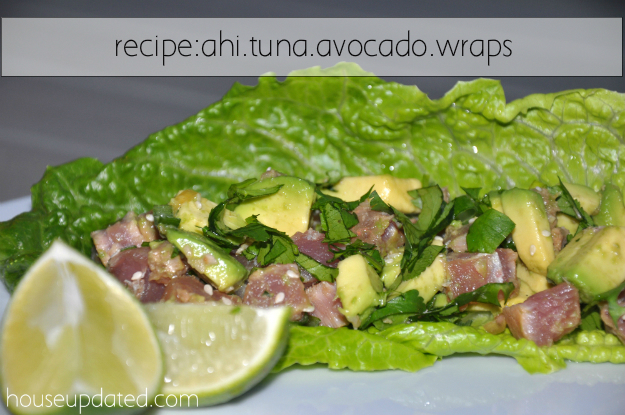 tuna wrap pin