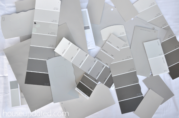 perfect gray paint