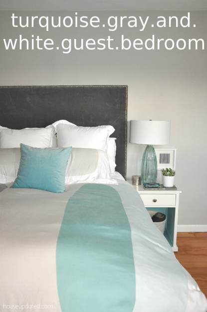 Guest Bedroom Reveal!