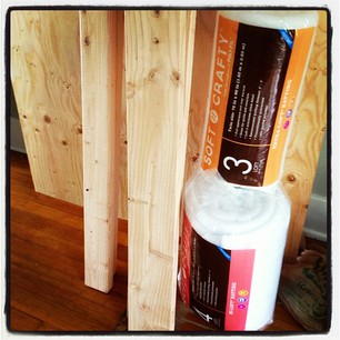 headboard supplies