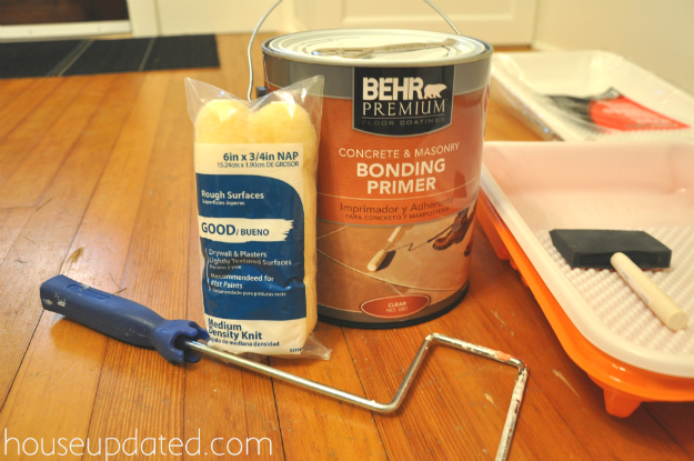 concrete bonding primer
