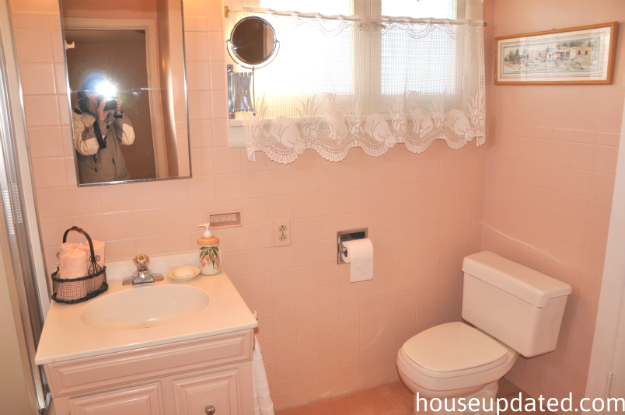 Guest Bathroom Before and After | House Updated