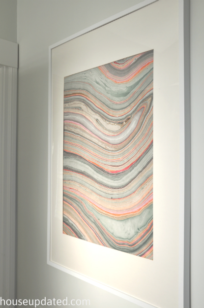 marbled paper art 3