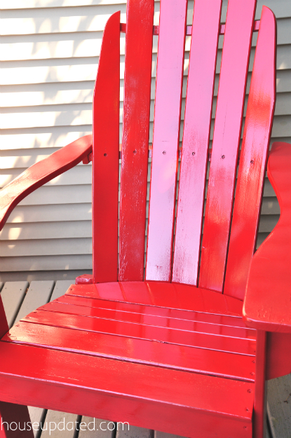 red adirondack world market