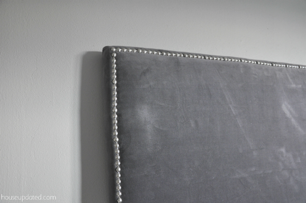 upholstered headboard close-up 2