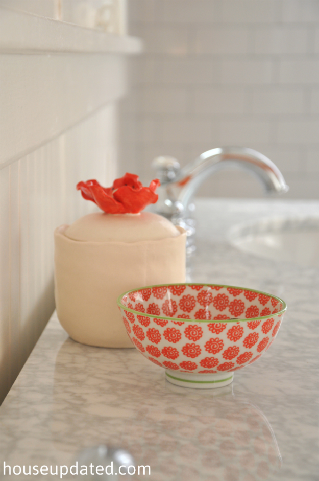 anthropologie candle bowl