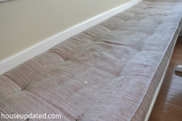 ugly old banquette 2
