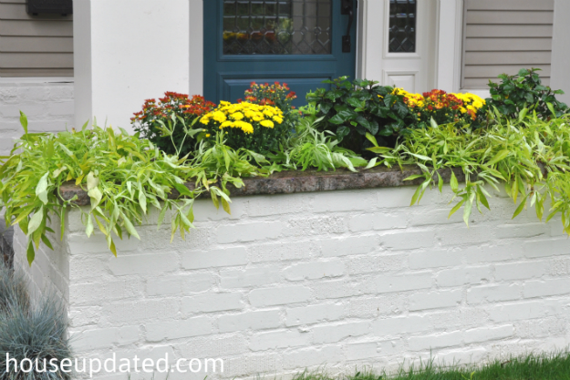 How to Plant a Planter Box – Fall Style