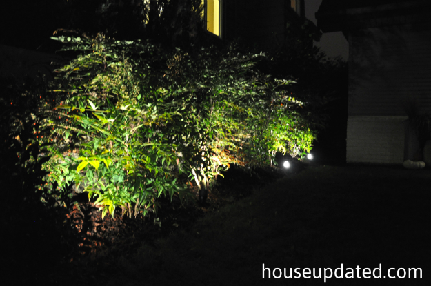 nighttime landscape lighting 2