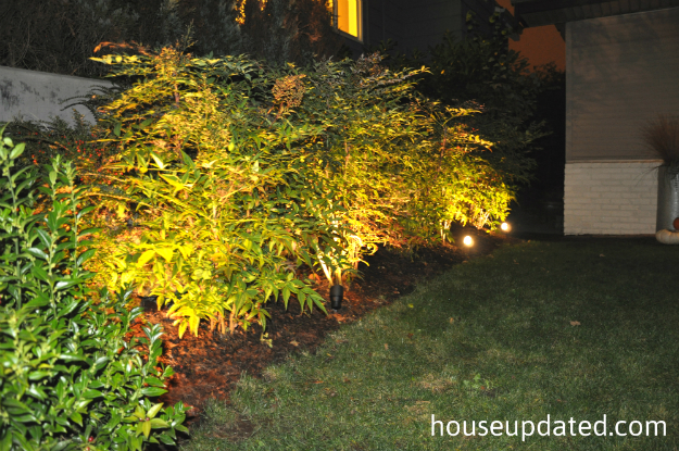Landscape Lighting (aka Trip-Prevention Lights)