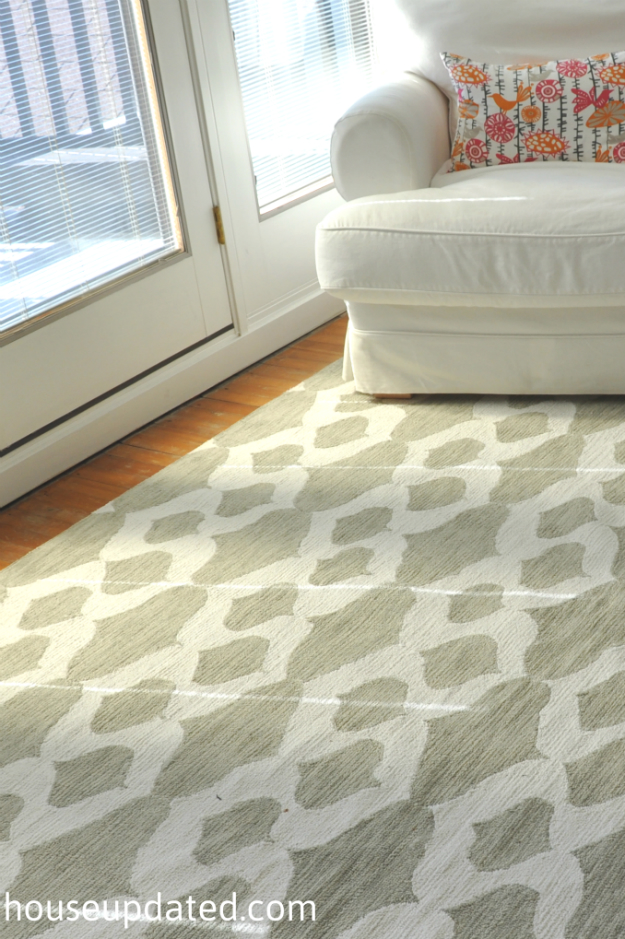 New Master Bedroom Rug + Rugs USA Round-Up