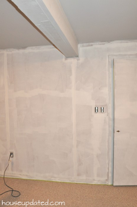 painting paneling