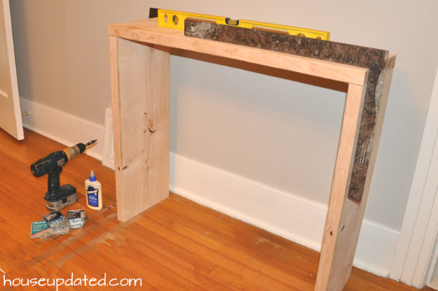 Tools For Building Console Table ...