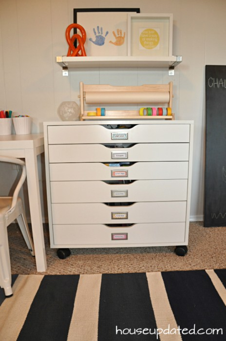 storage craft drawers