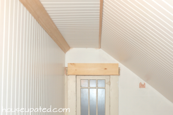 Diy How To Install Beadboard On Walls And Ceilings House Updated