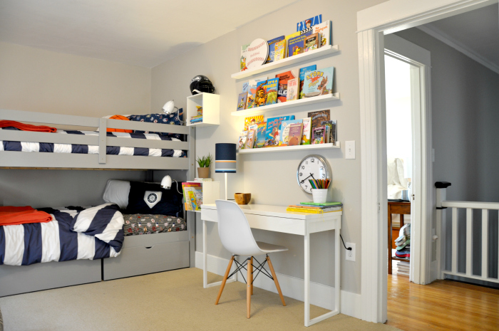 Book Ledges And Bunk Beds