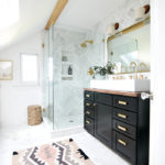 Master Bathroom Reveal! (One Room Challenge:  Spring 2017, Week 6)