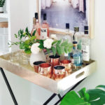 3 Easy Tips for How to Style a Bar Tray