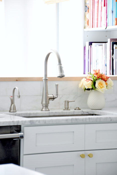 Kitchen Update: New Faucet with American Standard - House Updated
