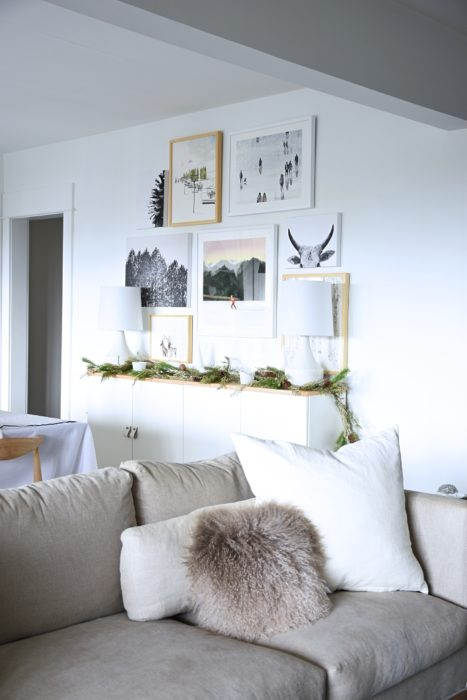 And How About A Peek At That New Winter Gallery Wall This Week Im Sharing More Details So Come On Back To Check It Out With All The Print
