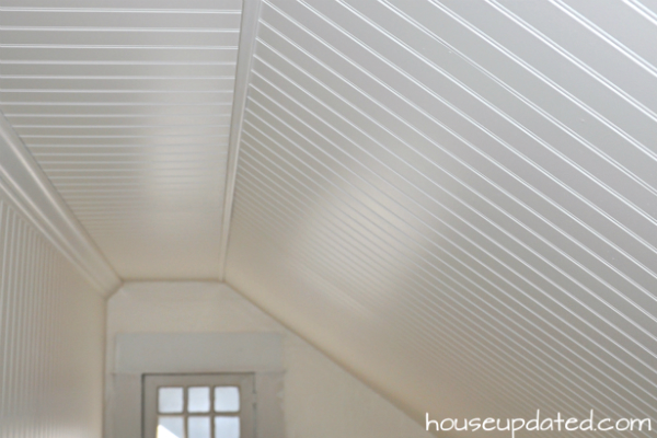 Install Beadboard On Walls And Ceilings