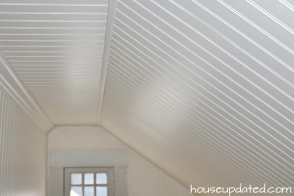 Floor To Ceiling Beadboard Diy How Install