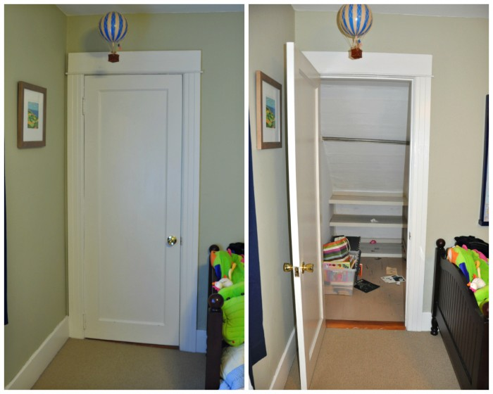 Old Closet Door
