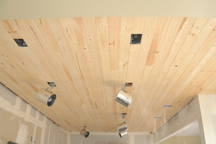 Ceiling Tongue And Groove Planks